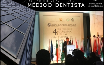 Professor Doutor João Caramês no 4 Arab - Portuguese Economic Forum